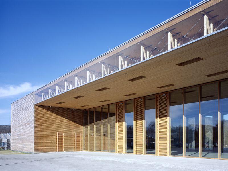 Memmingen school pfc - Mgf architekten ...