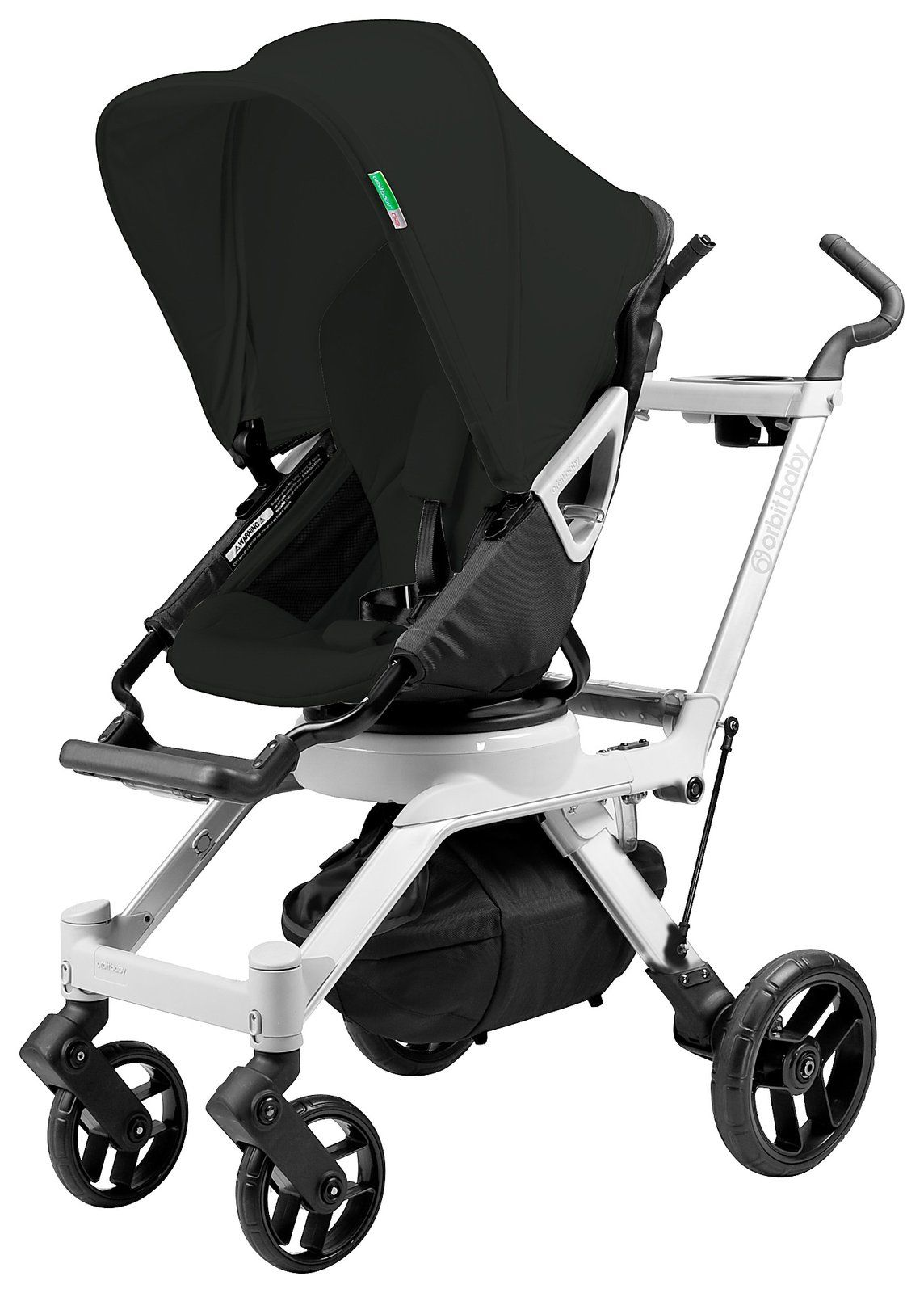 Orbit Baby Color Pack for Stroller Seat G2 Black