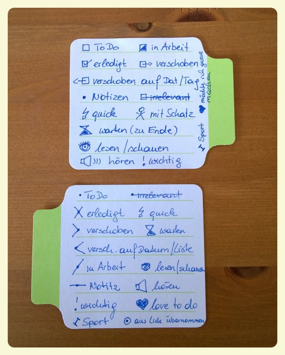 Meine neue Liebe: Bullet Journal | Mein leben, Leben und ...