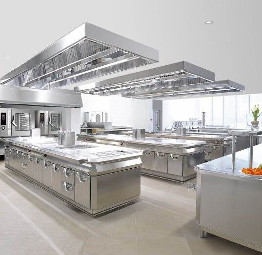 Design A Commercial Kitchen: Pin By Jason Sydney On Commercial Kitchen! In 2019