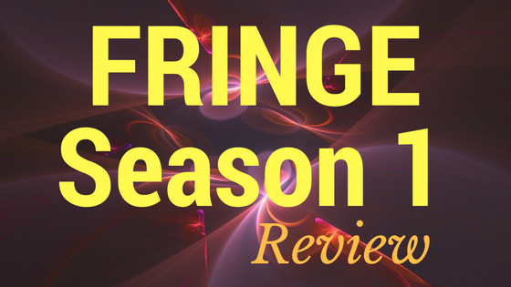 """Here's my review on the first season of """"Fringe""""."""
