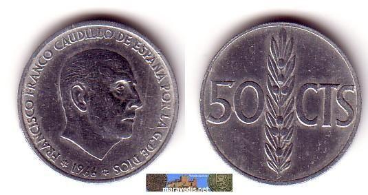 Donde Vender En Barcelona Monedas De 50 Céntimos Monedas Monedas Viejas Dinero Antiguo