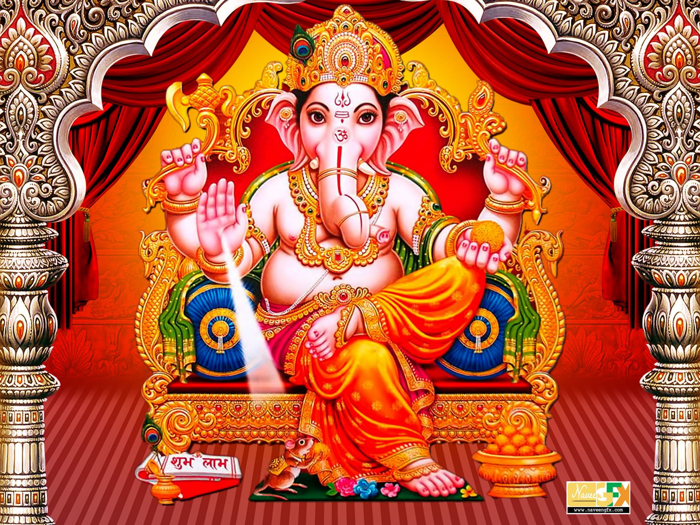 Lord Ganesha Hd Wallpapers: Lord Ganesha HD Images Wallpapers Free Downloads