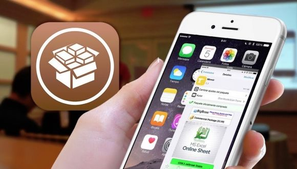Cydia is an application which consists with different