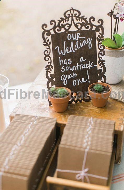 Your Wedding Music Wedding Favour Ideas For Under 1 Wedding