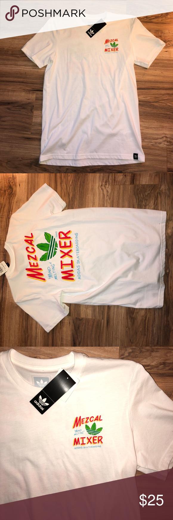 Adidas skateboarding cannabis cactus tee NWT NWT no trades adidas Shirts Tees - Short Sleeve