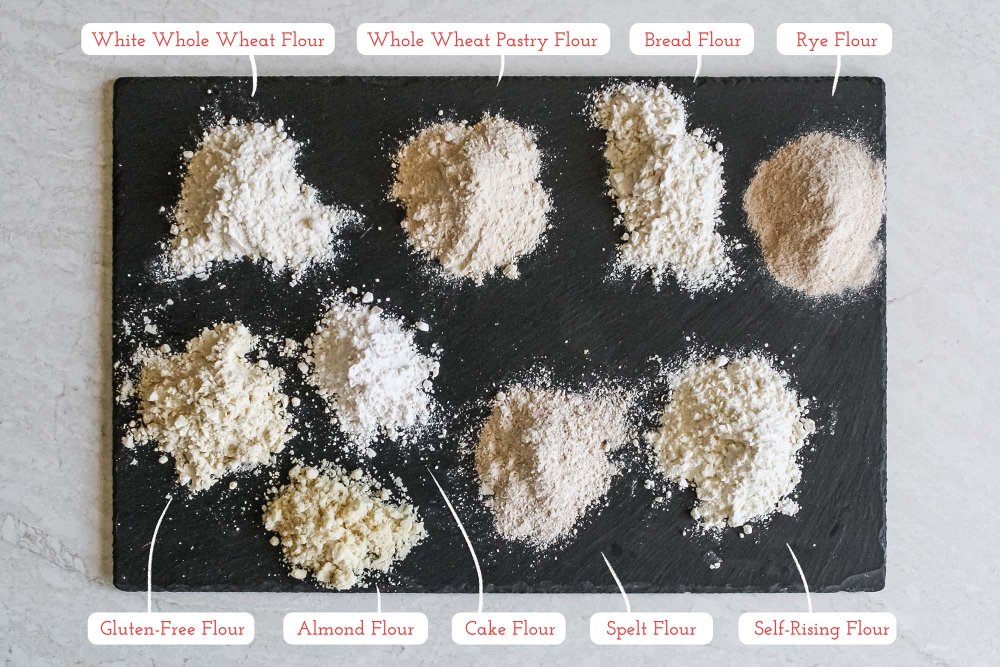 The Ultimate Guide to Flour: How to Swap, Substitute and Supplement Your Favorite Flours | SimplyRecipes.com
