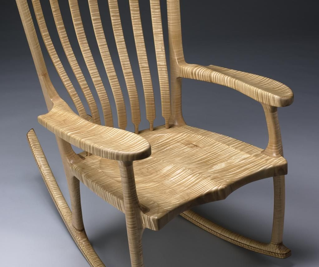 Vtfurnituremakers On Handcrafted Chair Rocking Chair Furniture