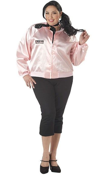 plus size grease clothing