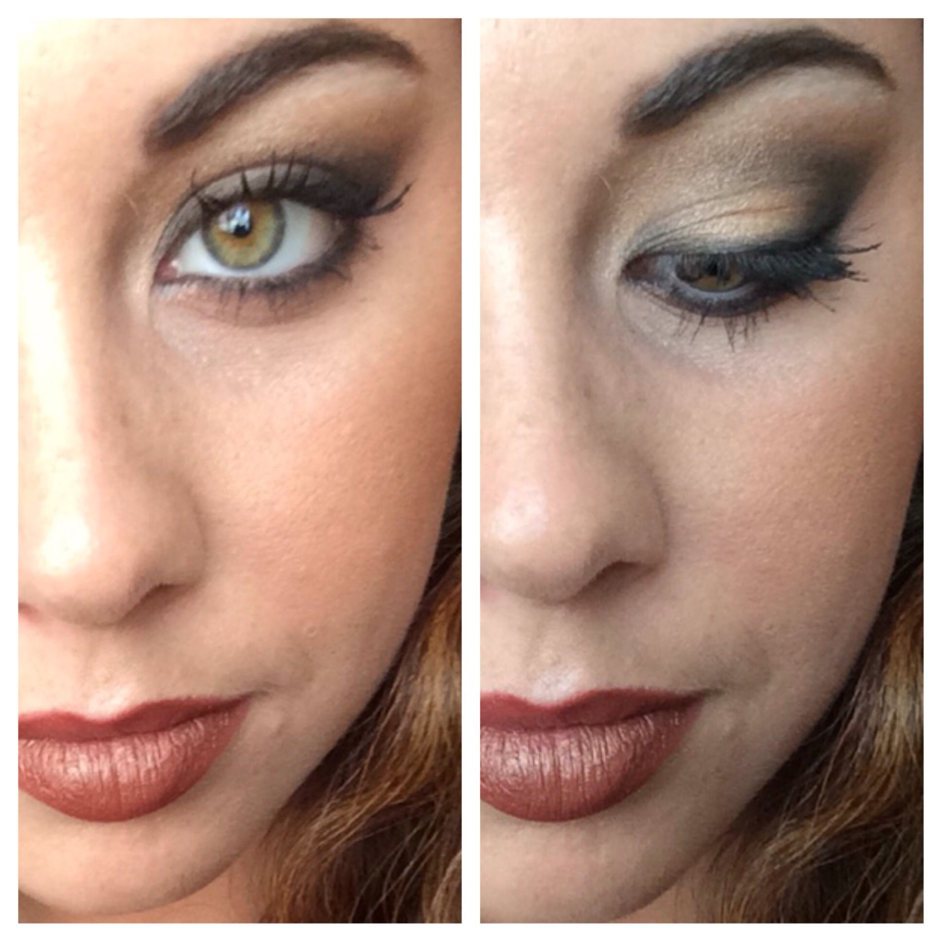 Gold Earthy Colors By Merle Norman Makeup Looks Earthy Colors Norman