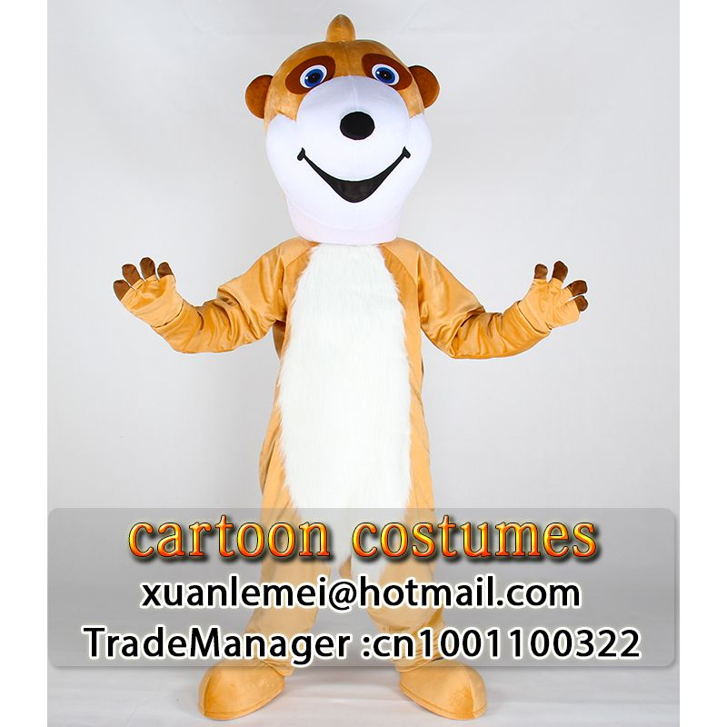 8680a881f3805 mongoose costume   Cartoon mongoose adult wear a garment or The ...