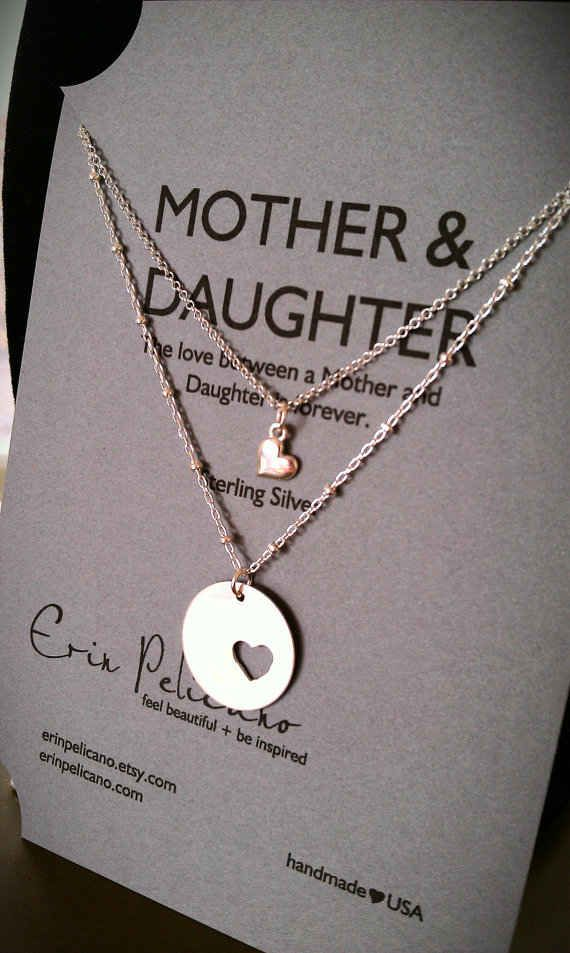 Mother Daughter Necklace Set 85 24 Matching Jewelry Pieces For You And The