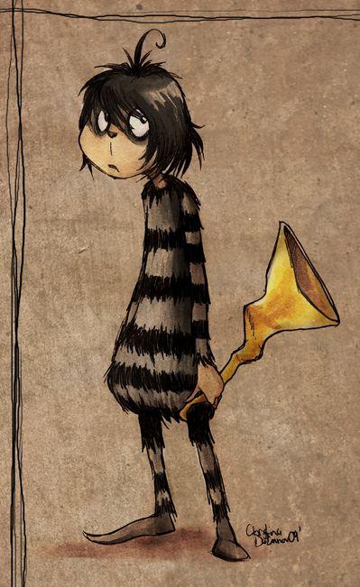 Jojo From Horton Hears A Who Character Design Inspiration Fan Book Cartoon
