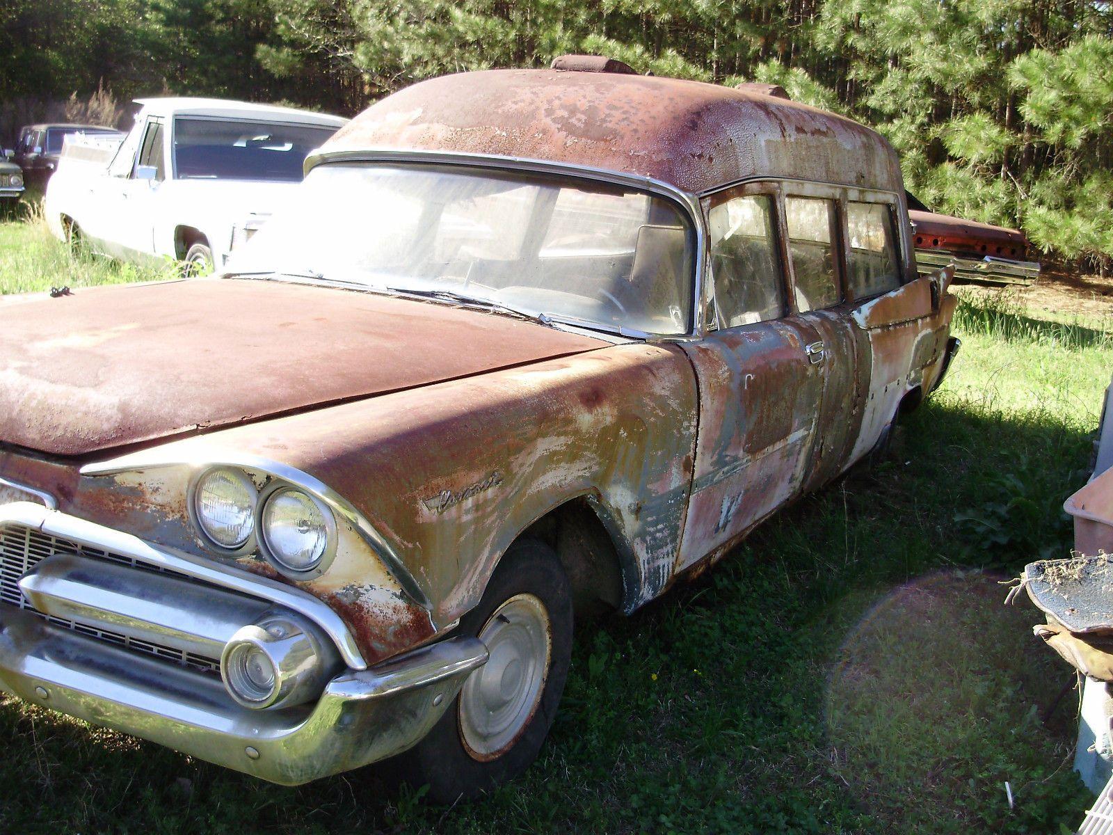 '59 Dodge Memphian High Top