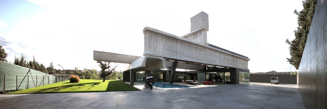 Coole Häuser enthüllen ihre einzigartigen Geschichten und