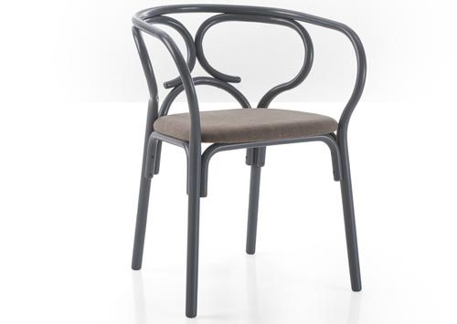 Brazil by Luca Pevere and Paolo Lucidi for Gebrüder Thonet Vienna, c. 2014