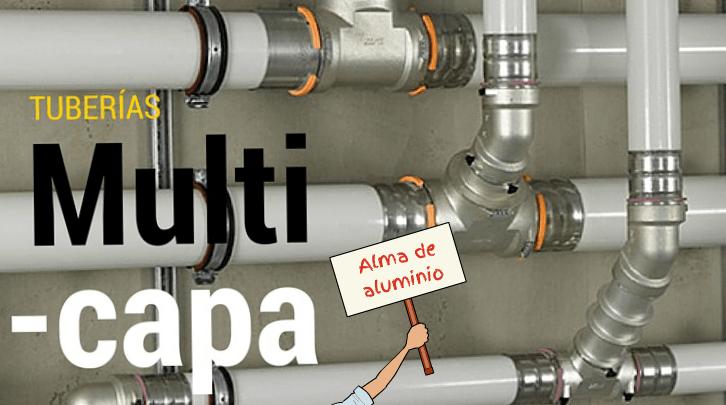 Tubo multicapa los nuevos materiales de fontaneria m s - Tubo multicapa calefaccion ...