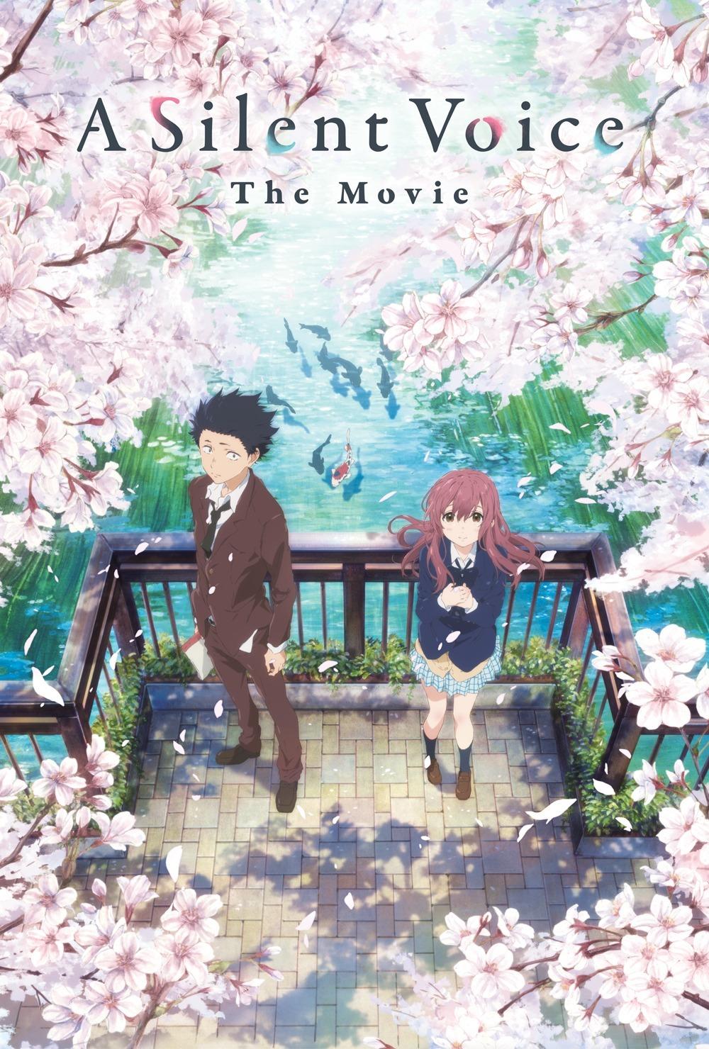 A Silent Voice Anime Tumblr A Silent Voice A Silent Voice Anime Peliculas De Anime