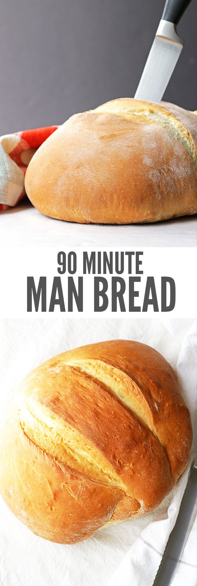 90 Minute Man Bread images