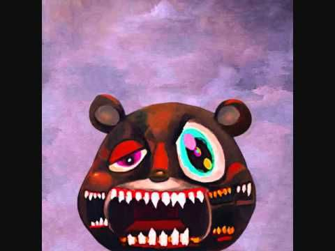 Monster Kanye West In Love With All Of Kanye S Stuff Beautiful Dark Twisted Fantasy Kanye West Dark And Twisted
