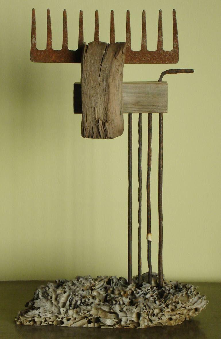 """Saatchi Art Artist Oriol Cabrero; Sculpture, """"moose"""" #art ..."""