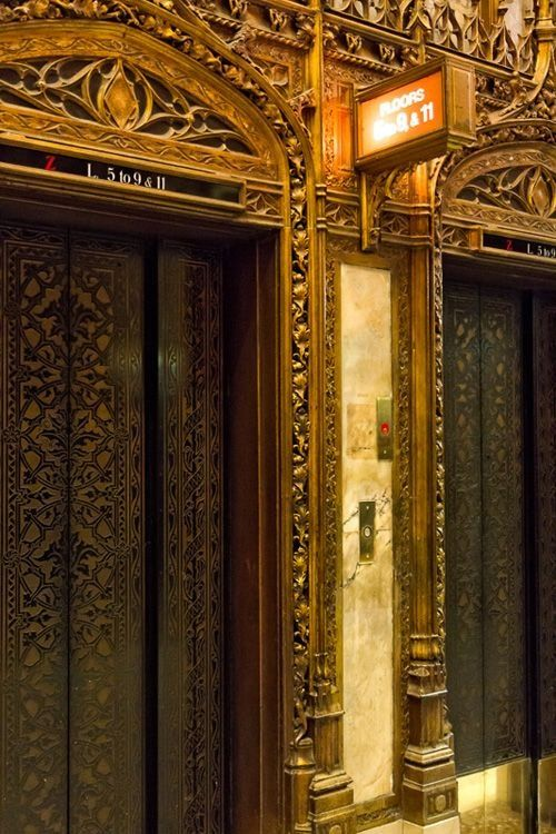 The Woolworth building, 233 Broadway, Financial District, Lower Manhattan, NYC