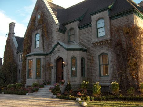 Quebec Wedding Locations: Hidden Gems   House styles ...