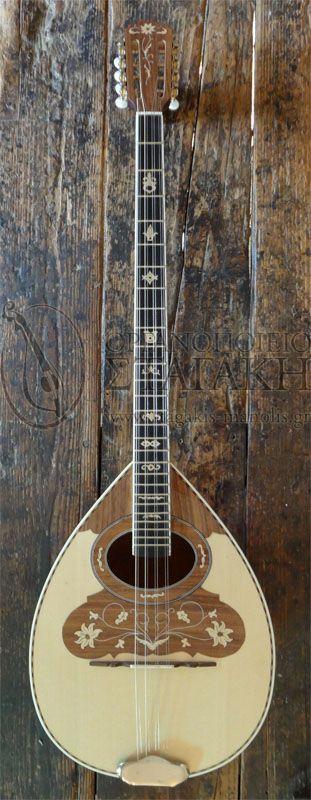 greek bouzouki instruments culture mandolin musical ancestors sounds uploaded user discover