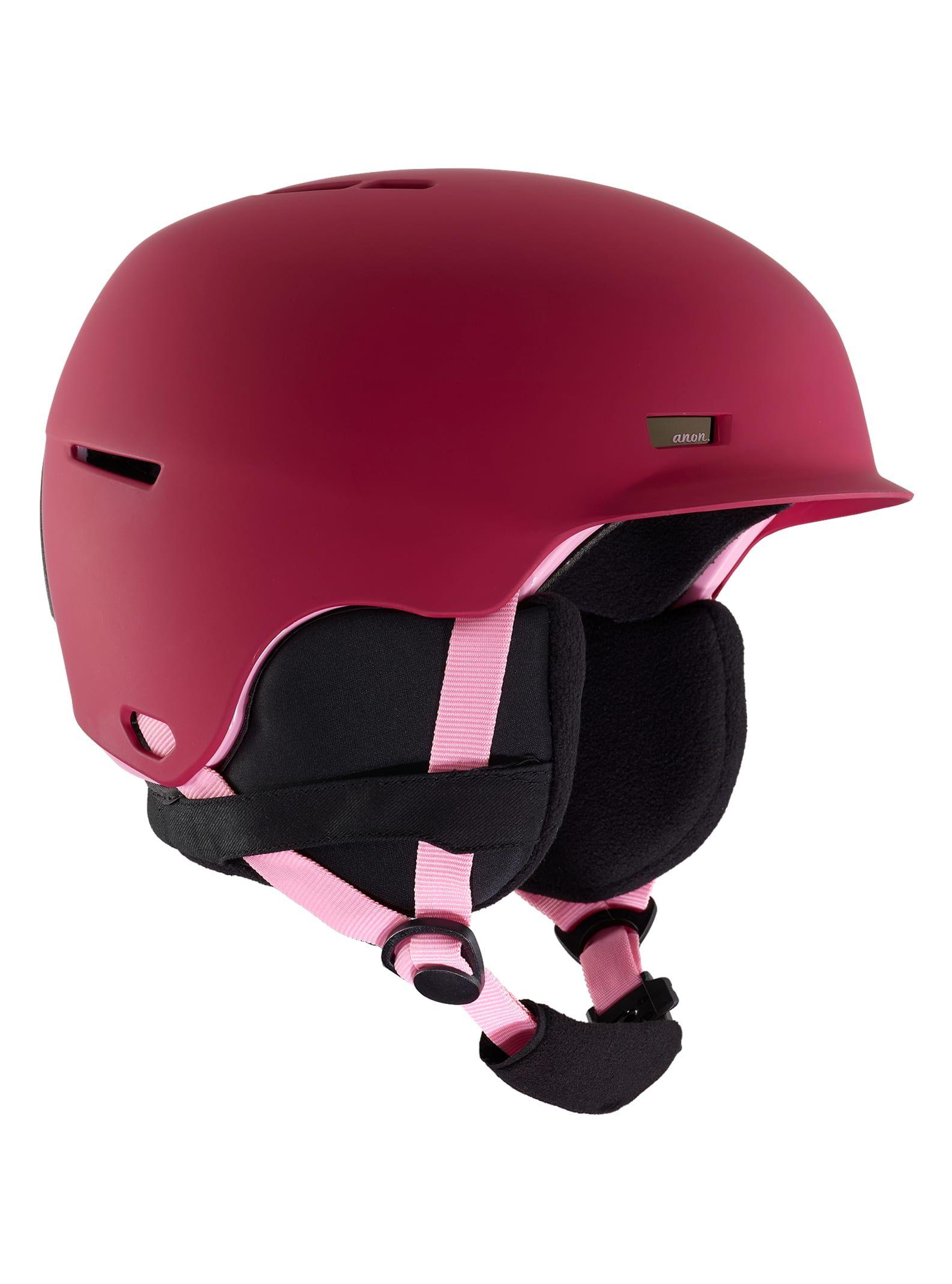 Bolle Millenium Ski Helmet Matte Black Flash
