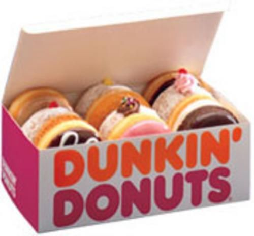 Dunkin Donuts - Retroflections