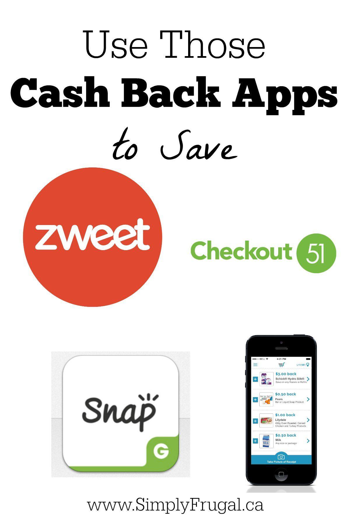 52 ways to save use those cashback apps money saving