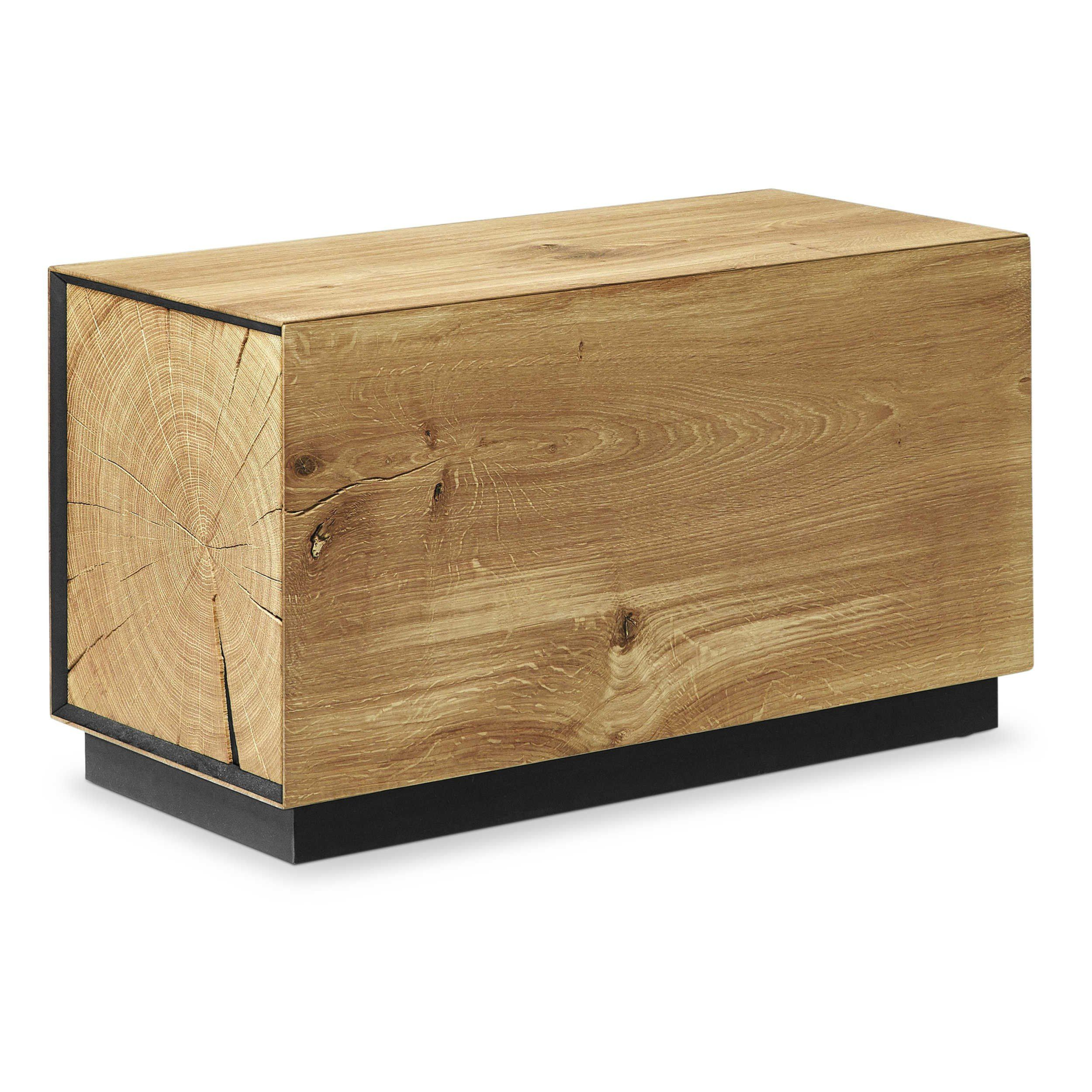 Dryad Garderobenbank Dryad Eiche Holz Gunstig Bei Segmuller