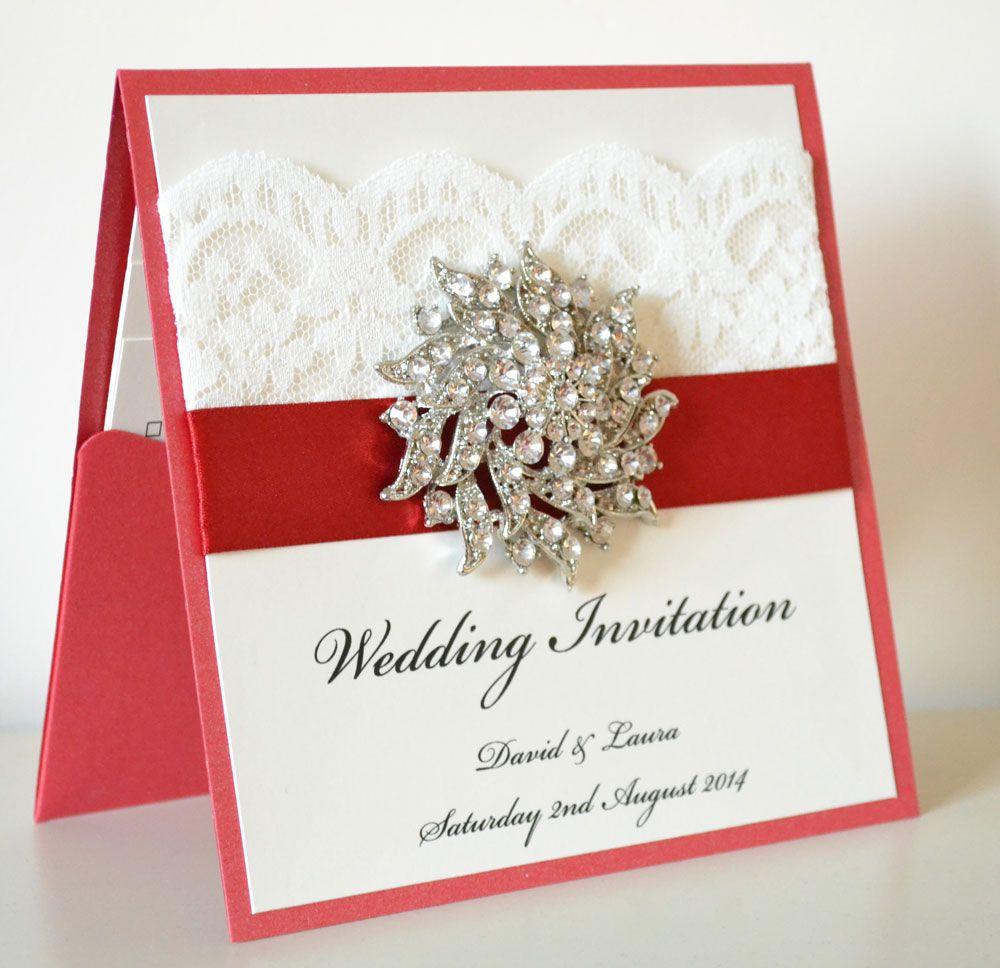 Handmade Wedding Invitations: 21 Designs That Every Couple Will ...