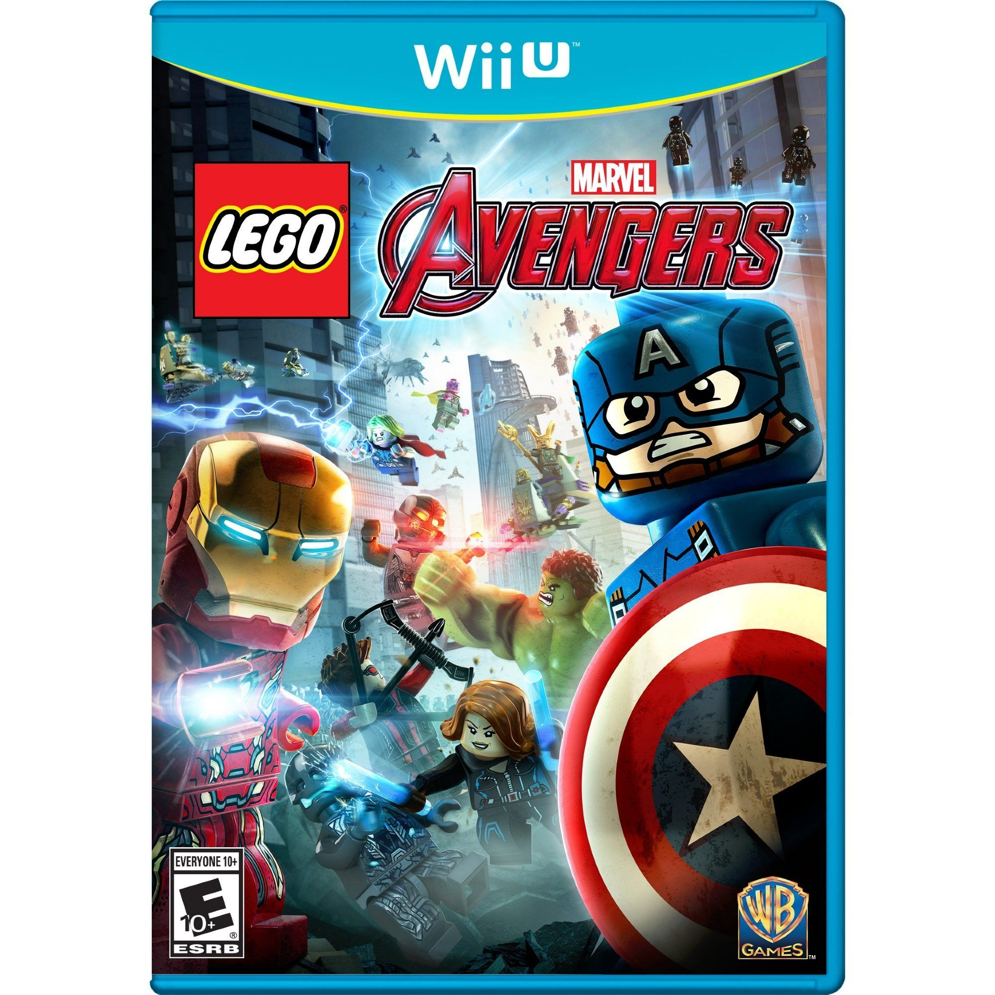 Amazon Com Lego Marvel S Avengers Playstation 4 Video Games