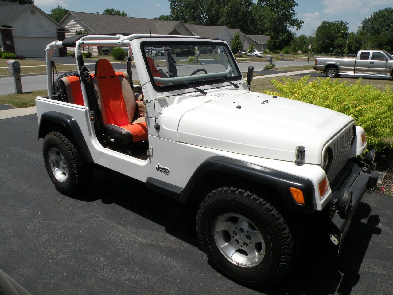 eBay 2001 Jeep Wrangler Sport Sport Utility 2Door 2001