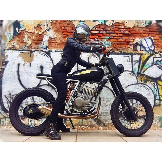 Thunderdolls S Photo Regram From Scramblerstrackers