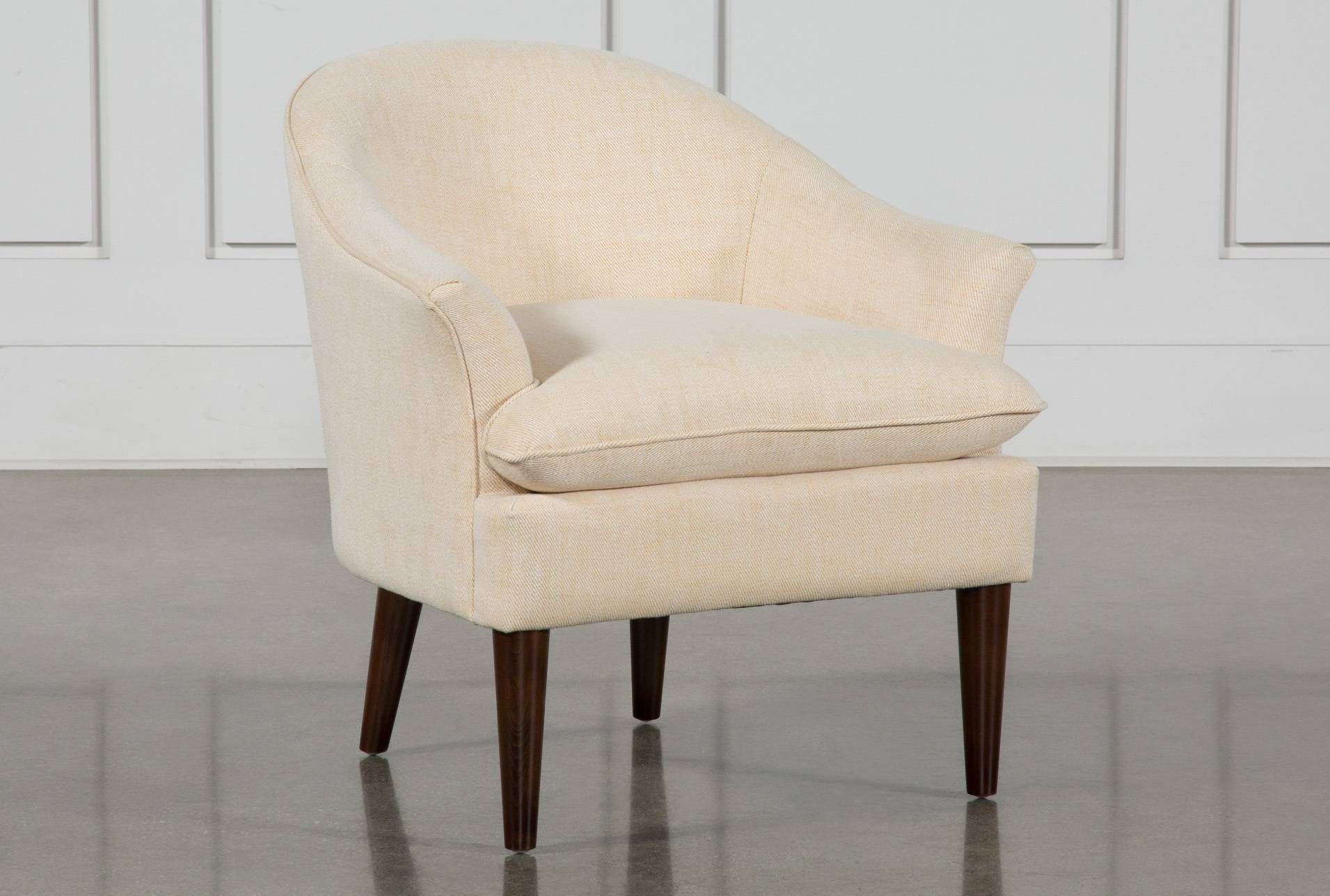 Aria Accent Chair Beige 295 In 2020 Accent Chairs Chair