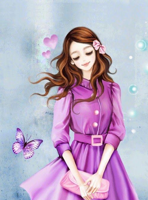 Cartoon Girls Dp Cartoon Girl Images Anime Art Girl Girl Cartoon Characters