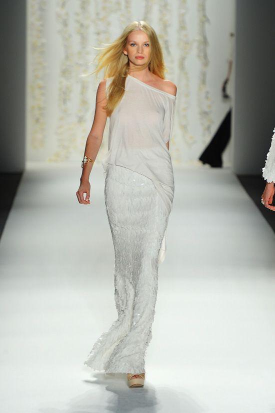 Rachel Zoe - Runway - Fall 2013 Mercedes-Benz Fashion Week