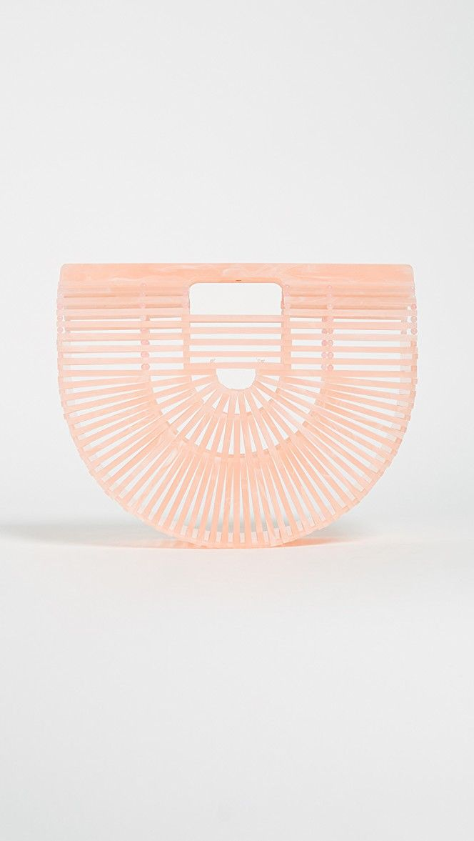 Cult Gaia Gaia's Ark Small Clutch #smallgaia'sarkbag