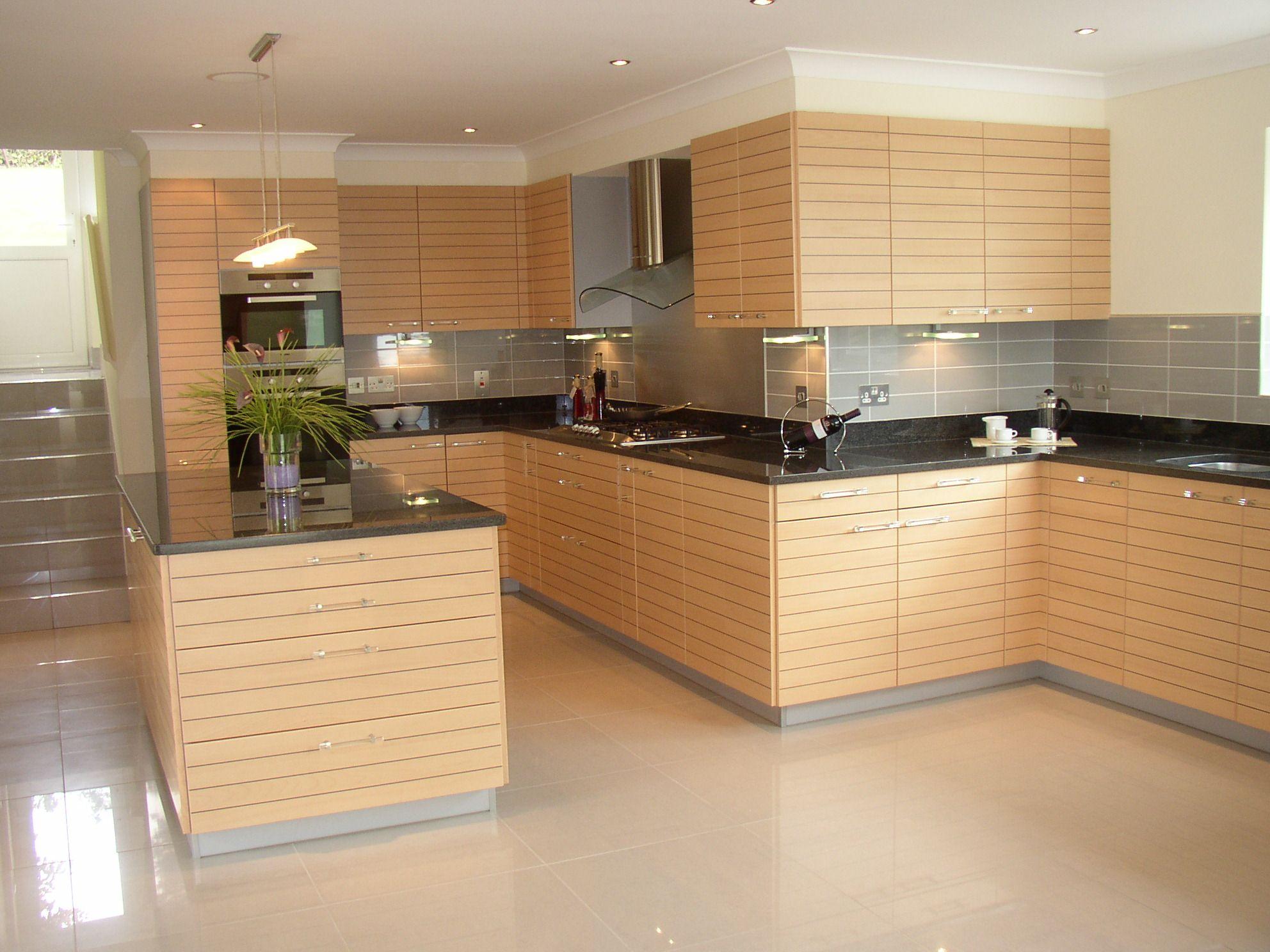 About alno modern kitchens on pinterest modern kitchen cabinets - Alno Line Kitchen Modern Kitchens