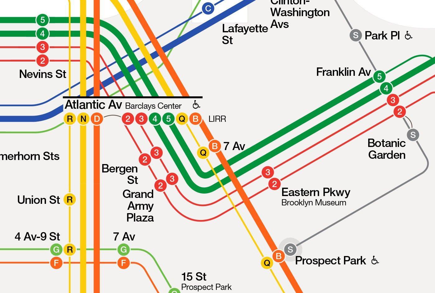 New York Subway Map Redesign.The New York City Subway Map Redesigned Design Nyc Subway Map