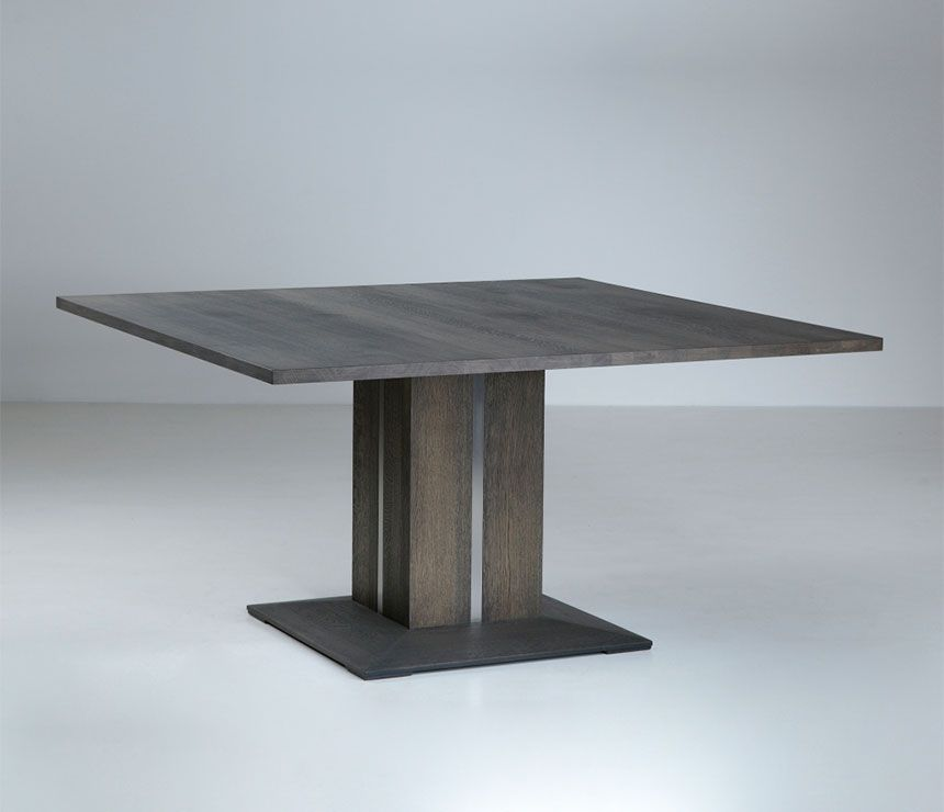 Contemporary Pedestal Dining Table Dining Table Pedestal Dining