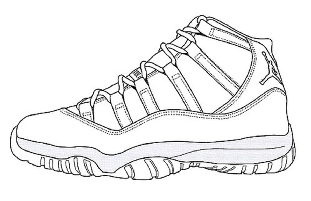 Pin By Ody Ejim On Piping Templates Sneakers Sketch Air
