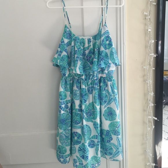Lilly Pulitzer dress Brand new lilly dress! Lilly Pulitzer for Target Dresses