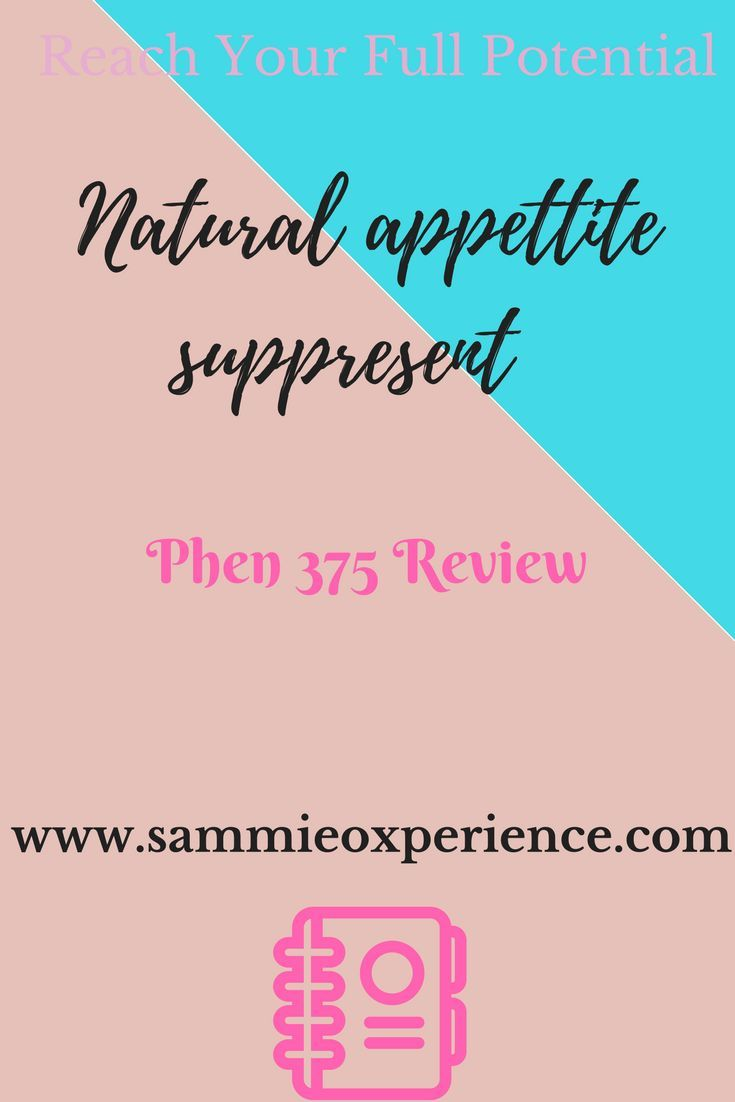 natural appetite suppressant phen 375 supplement review