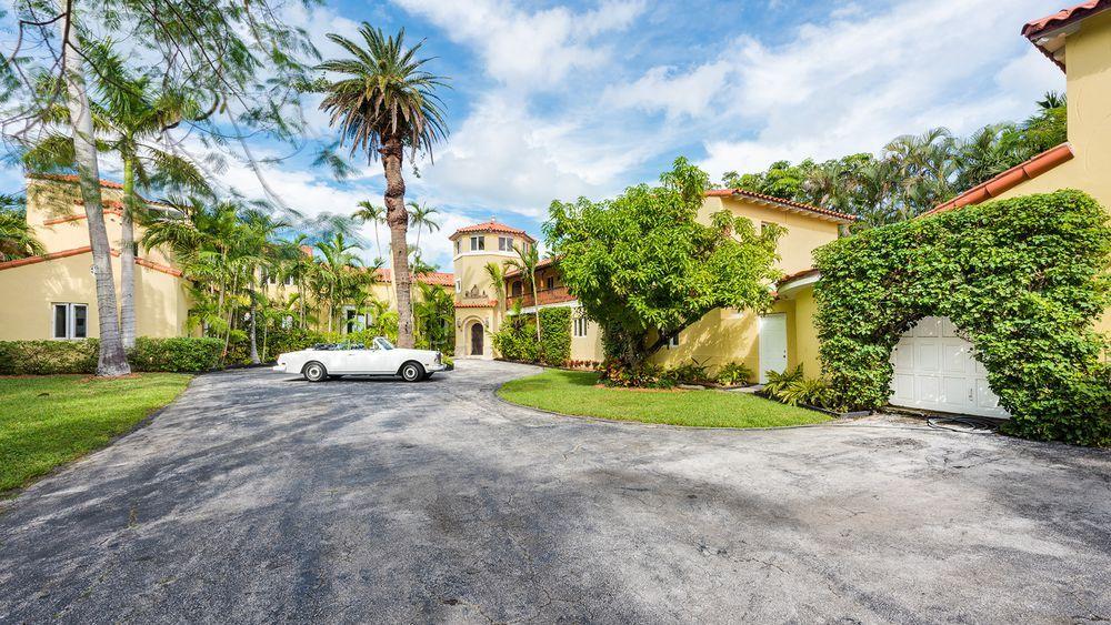 Historic Miami Beach estate lists for $13M | Miami houses ...