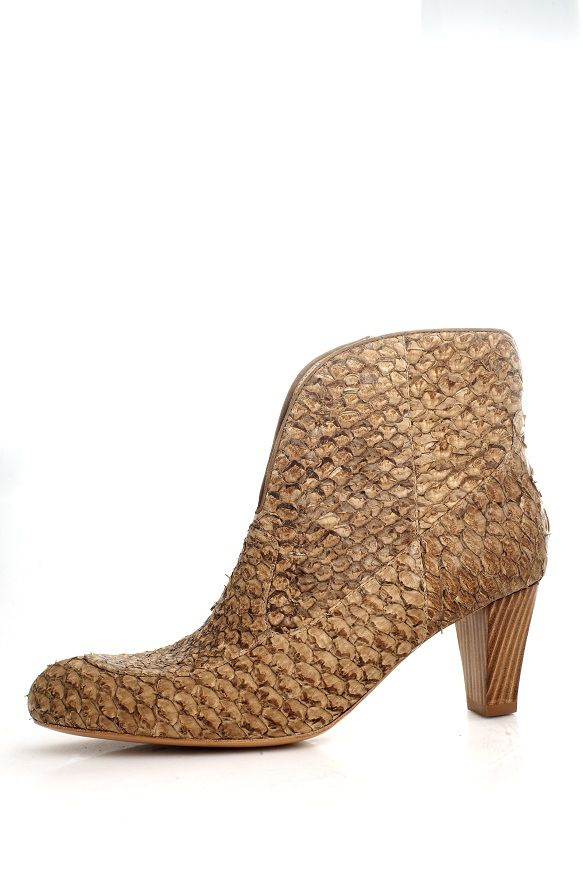 6ec506788 Made of fish leather (perch) | Design by Maria Magnus shoes | SHOE ...
