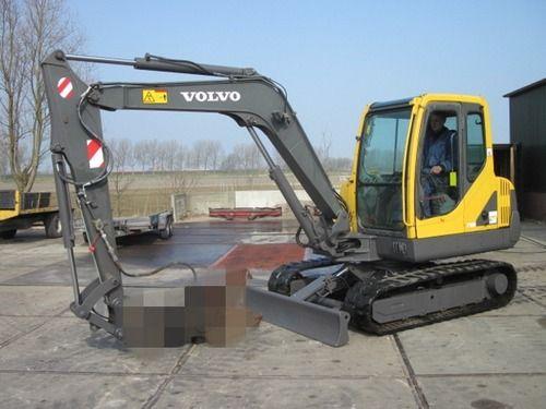 Volvo Ecr88 Excavator service ebook manual Volvo and Repair manuals