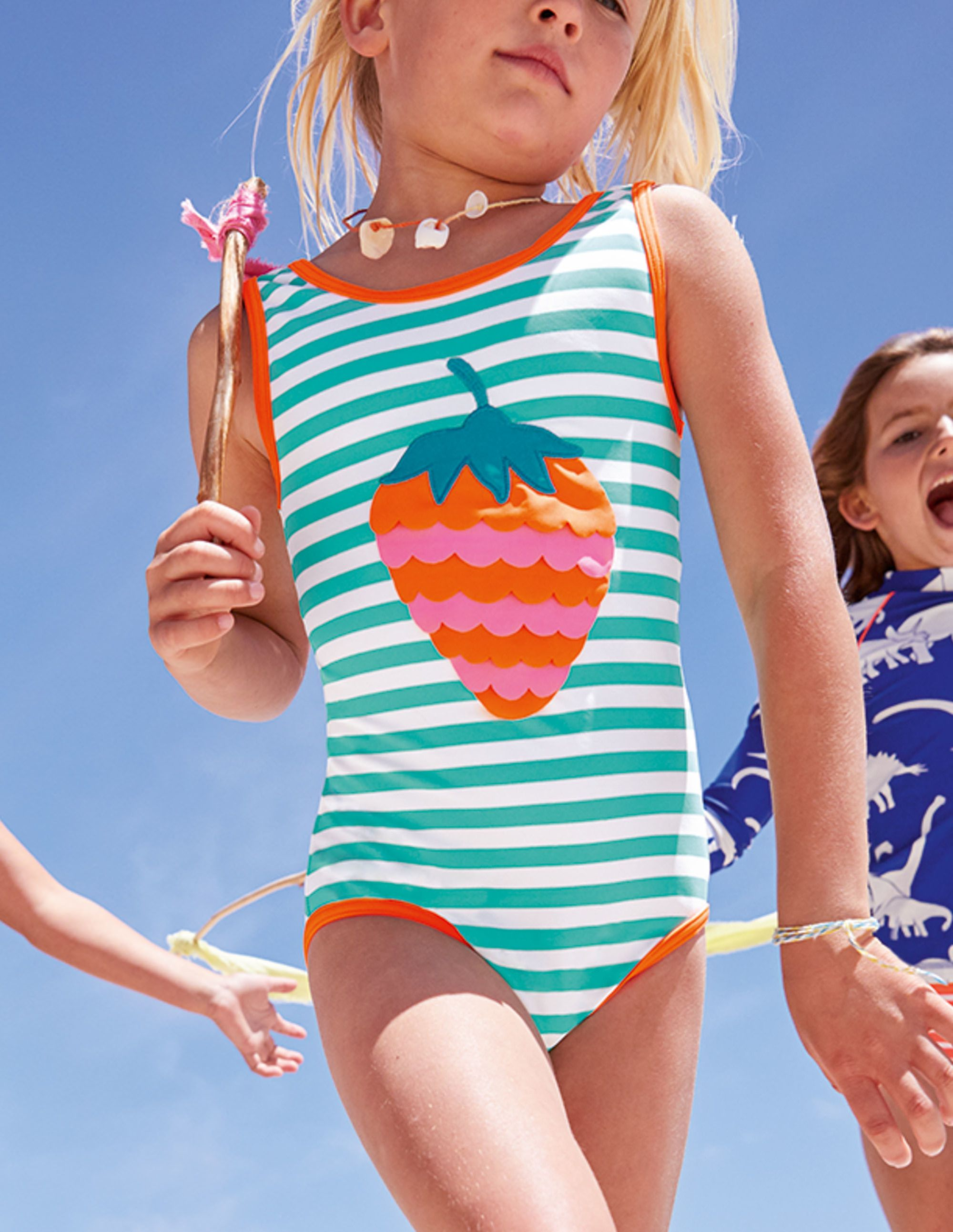 eb9fa5ebbbfff Fun Detail Swimsuit G0423 Swimsuits at Boden | Plaża | Plaża